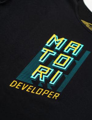 Matori Crna Developer Print grudi